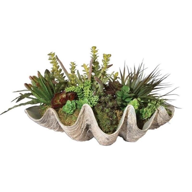 UTTERMOST Sea Coast Succulents 60116