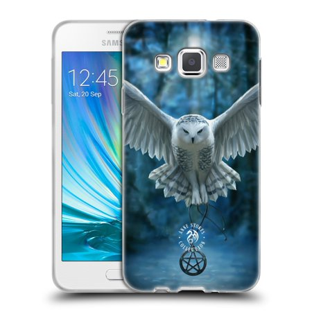OFFICIAL ANNE STOKES OWLS SOFT GEL CASE FOR SAMSUNG PHONES 1