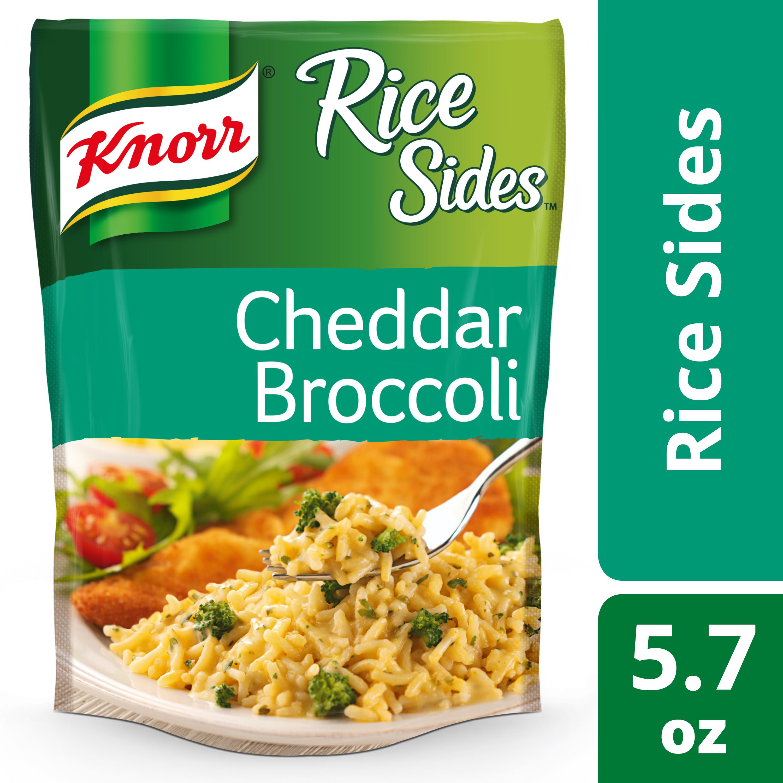 Knorr Cheddar Broccoli Rice Side Dish 5.7 oz