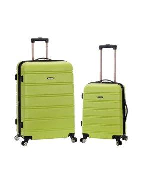 0d7110251 Product Image Rockland Melbourne 2 Piece Hardside Spinner Luggage Set