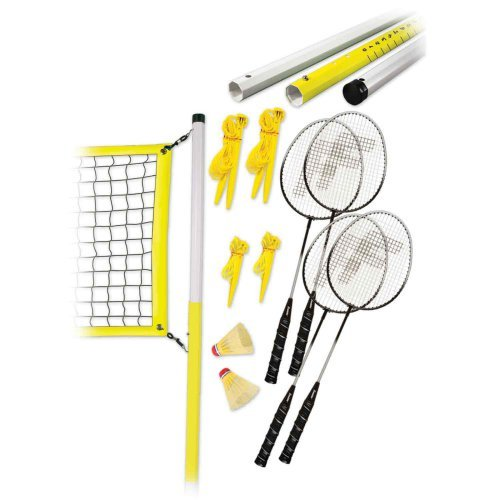Franklin Advanced Badminton Set with Boundary Marker