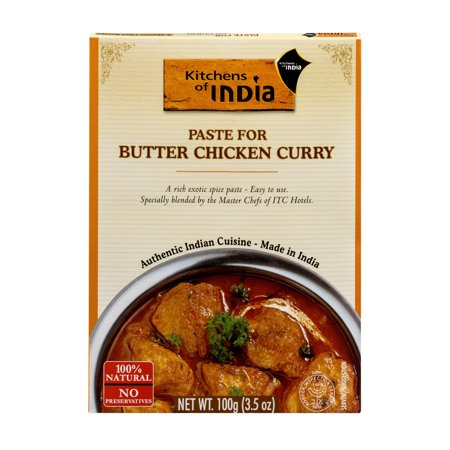 Kitchens Of India Butter Chicken Review