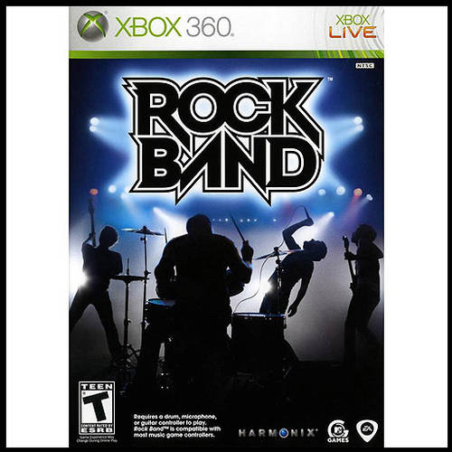 Rock Band (Xbox 360) - Pre-Owned - Game Only