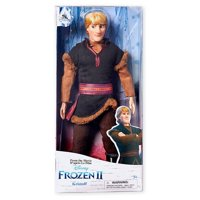Disney Store Kristoff Classic Doll Frozen 2 12'' Doll New with Box