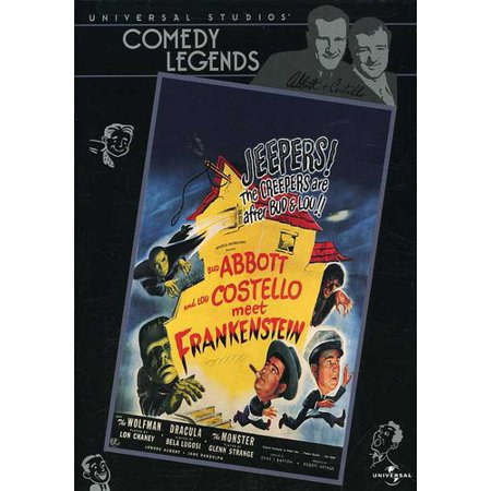 Abbott and Costello Meet Frankenstein (DVD + Digital