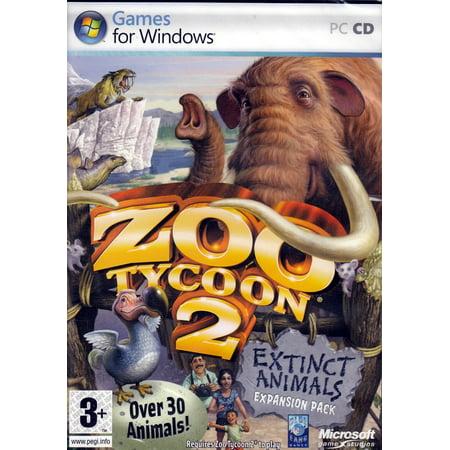 Zoo Tycoon 2: Extinct Animals for Windows PC