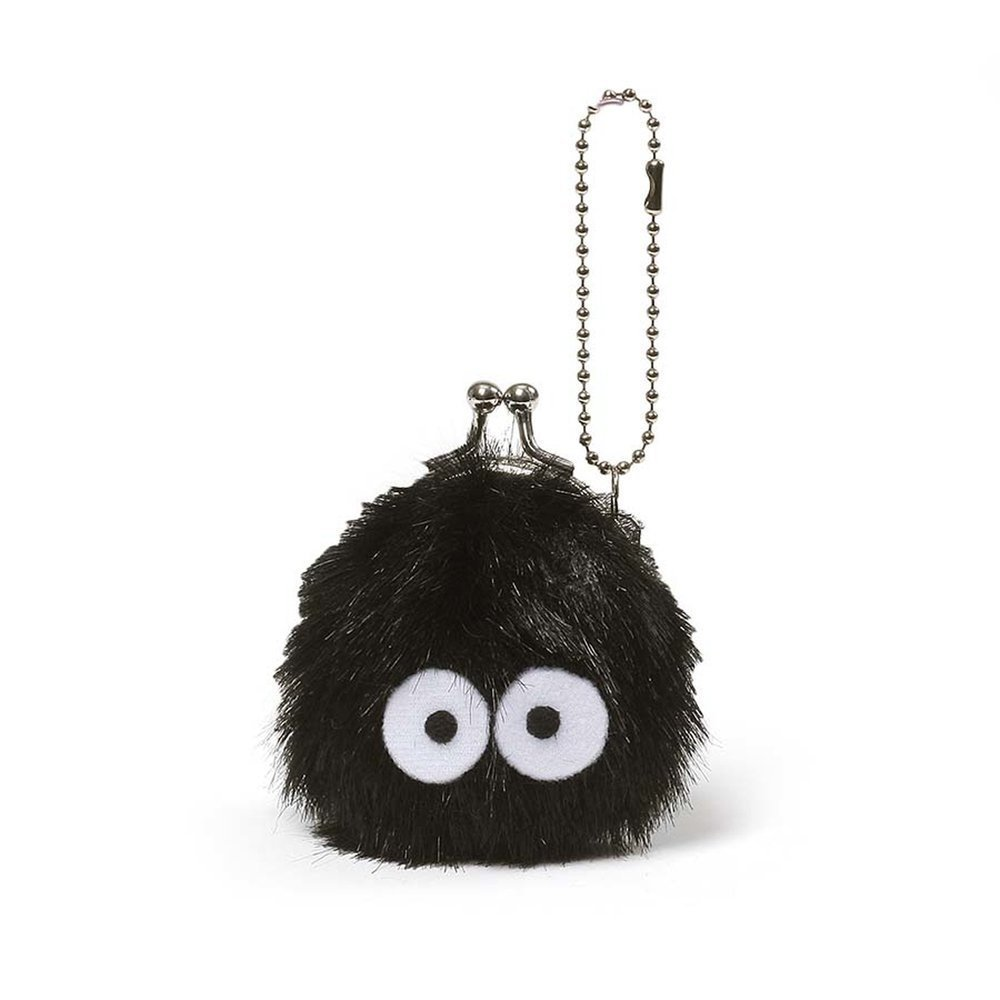 Gund Spirited Away Soot Sprite Mini Coin Purse 3 Polyester Blend Walmart Com Walmart Com