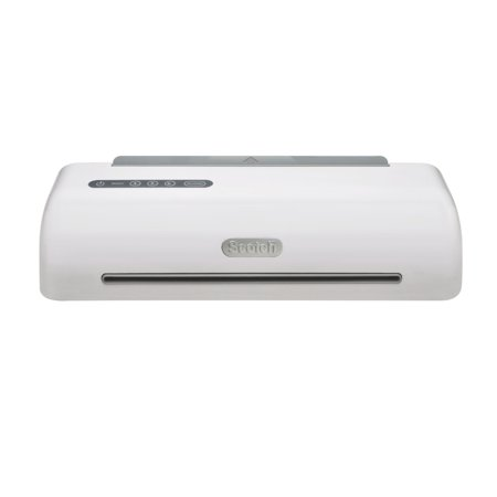 Scotch Professional 4 Roller Thermal Laminator, 13in. input (Four Roller Pouch Laminator)