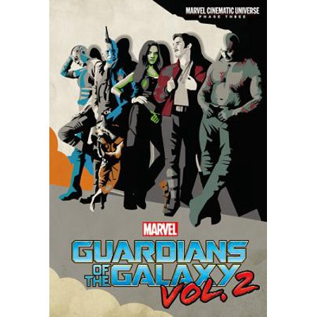 - Phase Three: MARVEL's Guardians of the Galaxy Vol. 2