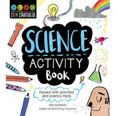STEM Starters for Kids Science Activity Book : Packed with Activities and Science Facts - Halloween Activities For Children's Church