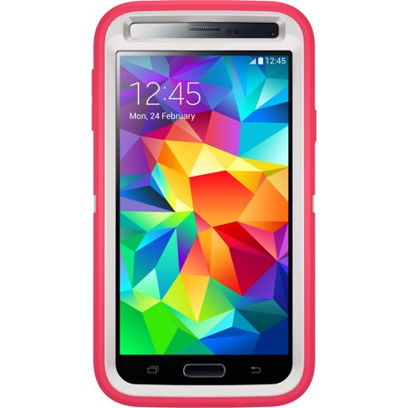 new styles 4756e d089f OtterBox 6930A Otterbox Defender Series Case For Samsung Galaxy S5 Pink
