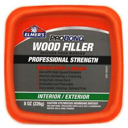 Probond 1 2 Pt Probond Stainable Interior Exterior Wood Filler 2pk