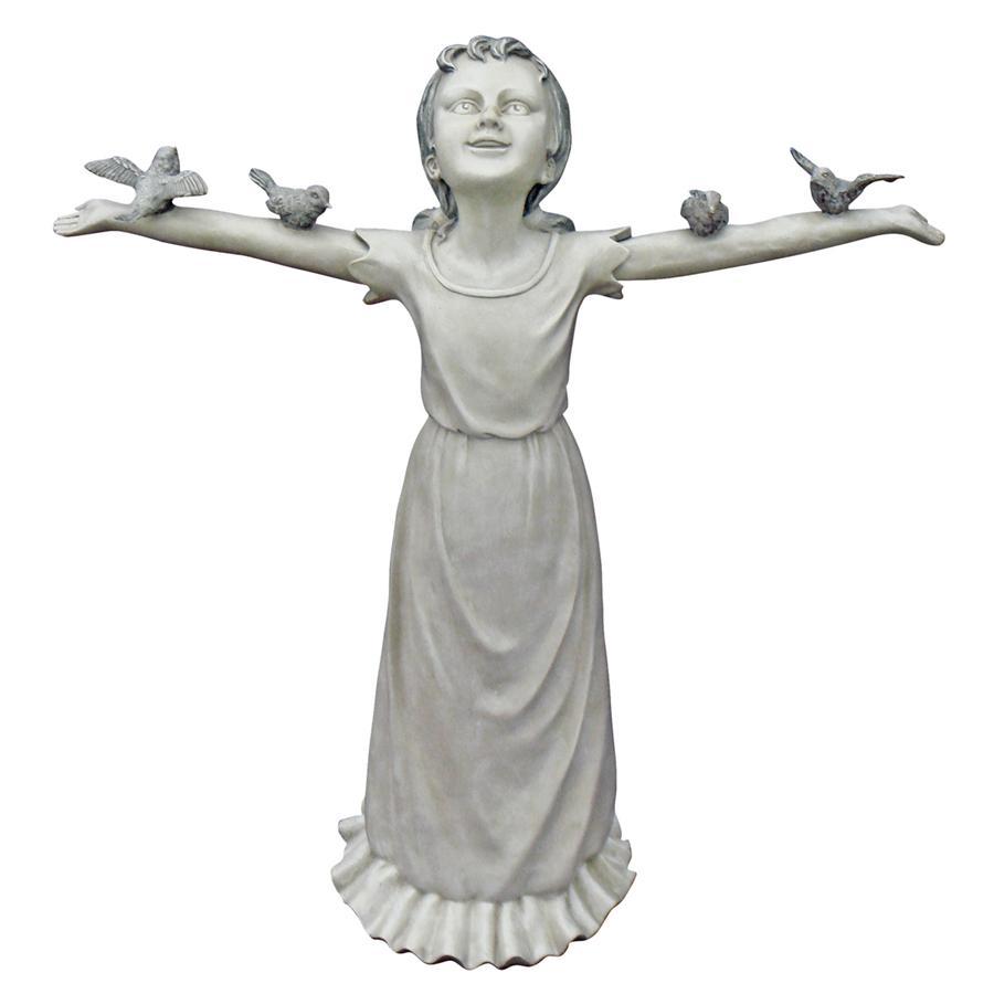 Design Toscano Basking in God's Glory Statue: Large