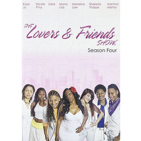 The Lovers   Friends Show  Season Four