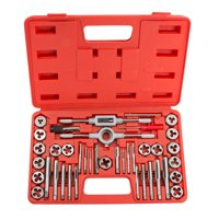 TEKTON Tap and Die Set, 39-Piece (Inch) | 7558