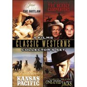 4 Films: Classic Westerns Collector's Set by ECHO BRIDGE ENTERTAINMENT