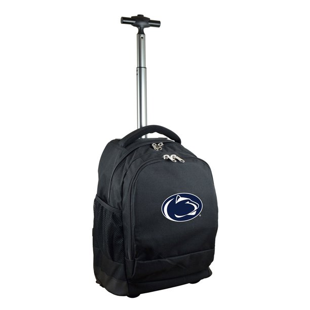 Penn State Nittany Lions 19'' Premium Wheeled Backpack - Black
