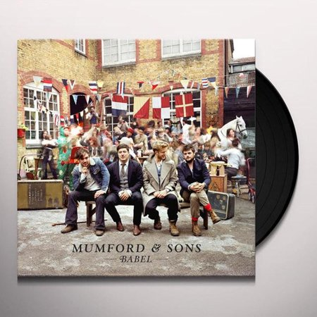 Babel (Vinyl) (Mumford And Sons The Cave Red Rocks)