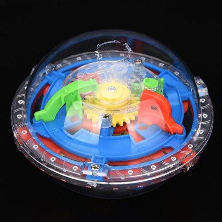 DZT196875 Barriers 3D Labyrinth Magic Intellect Ball Balance Maze Perplexus Puzzle Toy](Perplexus Twist)