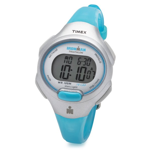 Timex Full-Size Ironman Essential 10 Watch (Turquoise)