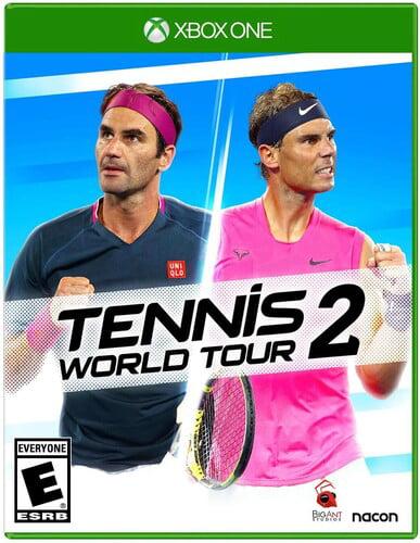 Tennis World Tour 2, MAXIMUM GAMING, Xbox One