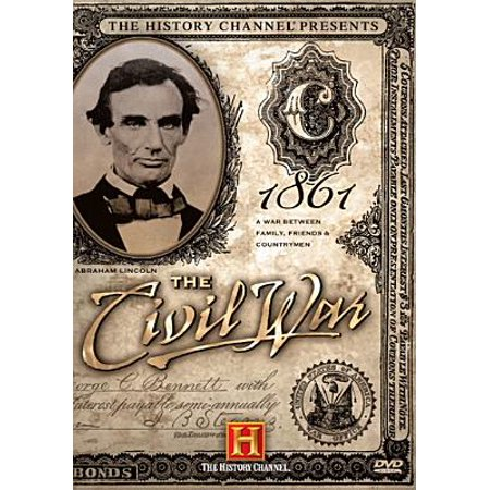Civil War-history Channel Presents [dvd/6 Discs/ff/dd5.1] (Lions Gate) - History Channel Origins Of Halloween