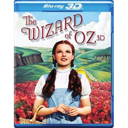 - The Wizard of Oz (Blu-ray)
