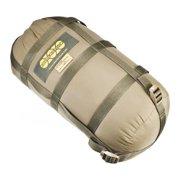 Eberlestock Ultralight Sleeping Bag w/ G-Loft Insulation, Long Length, Dry Earth