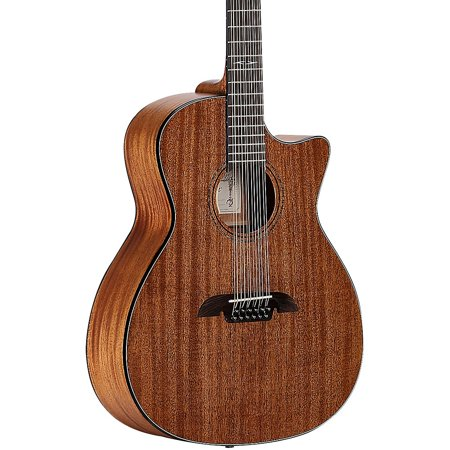 Alvarez AG660CE12 Artist Series Grand Auditorium 12-String Acoustic-Electric Guitar