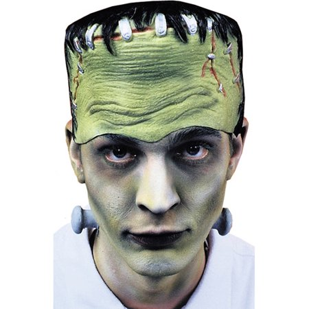 Monster Headpiece and Bolts with No Hair Halloween Accessory - Ao No Exorcist Halloween