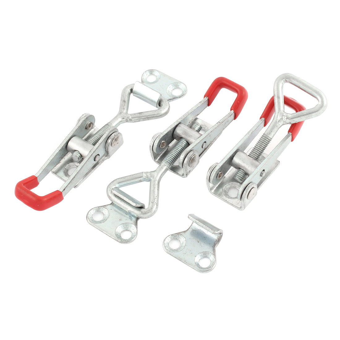 Toolbox Case Hardware Metal Toggle Latch Catch Clasp 9.5cm Length 3 PCS