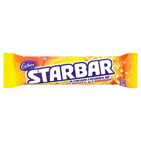 - Cadburys Star Bar. (6 Pack)