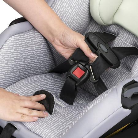 Evenflo LiteMax Infant Car Seat, Bamboo Leaf