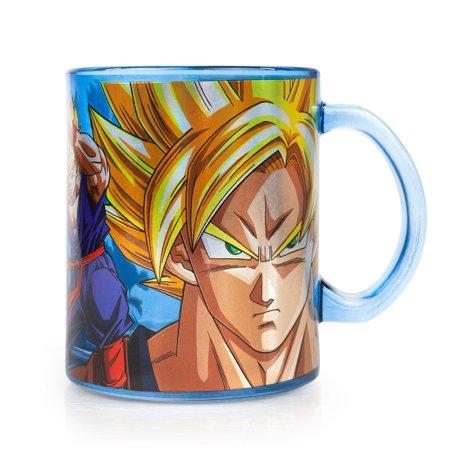 Dragon Ball Z Cast 20oz Ceramic Coffee Mug (Ball Coffee Mug)