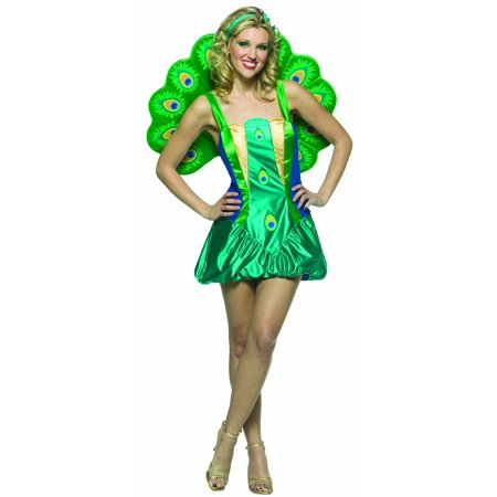 Lightweight Peacock Costume