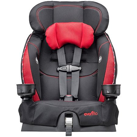 Evenflo Advanced Chase LX Harnessed Booster Car Seat, Twist