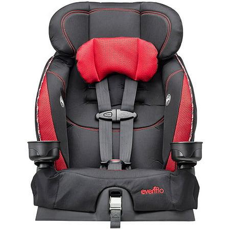 evenflo advanced chase lx harnessed booster car seat twist baby toddler adjust ebay. Black Bedroom Furniture Sets. Home Design Ideas