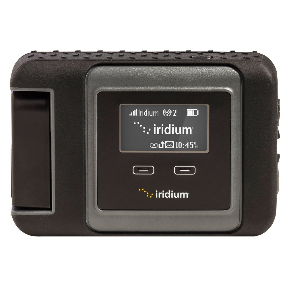 BlueCosmo Iridium GO! Satellite Smartphone Access