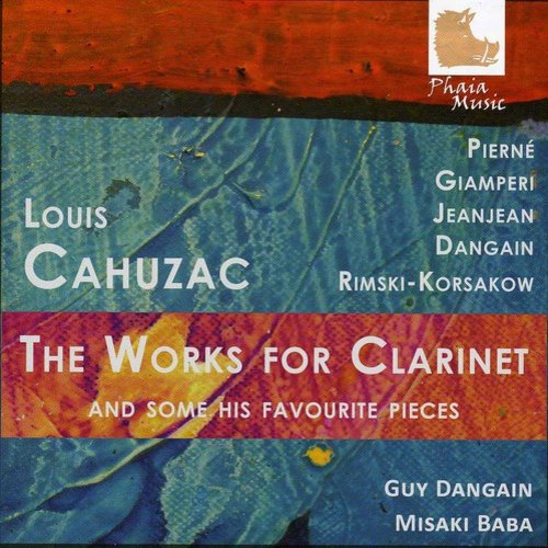 Works For Clarinet / Various