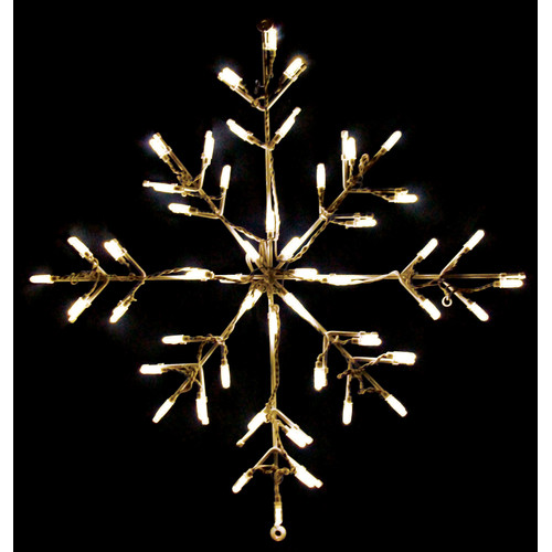 Brite Ideas Snowflake LED Light by Brite Ideas