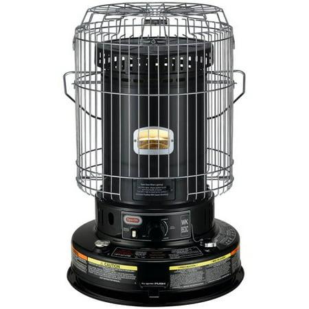 Dyna Glo 23 000 Btu Indoor Kerosene Heater Black