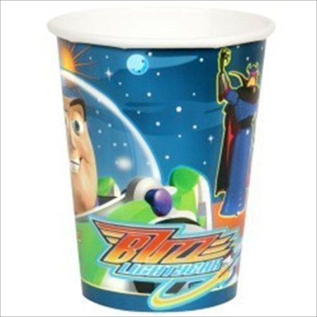Toy Story Cup (Toy Story 'Buzz Lightyear' 9oz  Paper Cups)