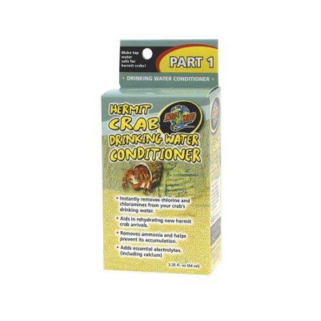 Zoo Med Laboratories Inc-Hermit Crab Drinking Water Conditioner 2.25 (Zoo Med Labs Zoo)
