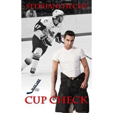 Cup Check (Blue Line Hockey #3) - eBook