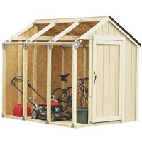 Hopkins Peak Roof Shed Kit