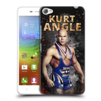 OFFICIAL WWE KURT ANGLE HARD BACK CASE FOR LENOVO PHONES