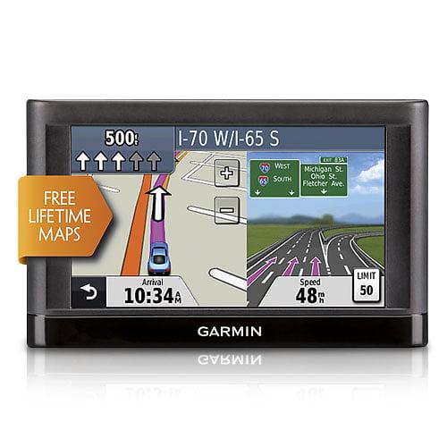 Garmin nuvi 42LM 43Inch Portable Vehicle GPS with Lifetime Maps