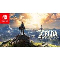 The Legend of Zelda: Breath of the Wild, Nintendo, Nintendo Switch, [Digital Download]