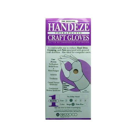 Berroco Handeze Glove Beige Single Size 3