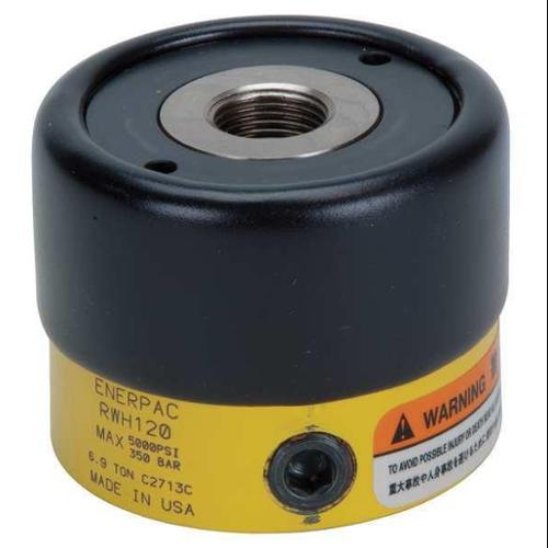 ENERPAC RWH20 Cylinder, 2 tons, 5/16in. Stroke L